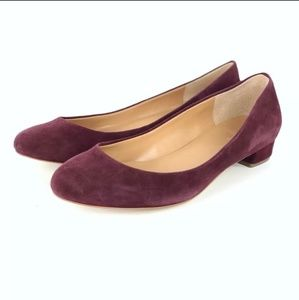 J. Crew Lily's flat shoes